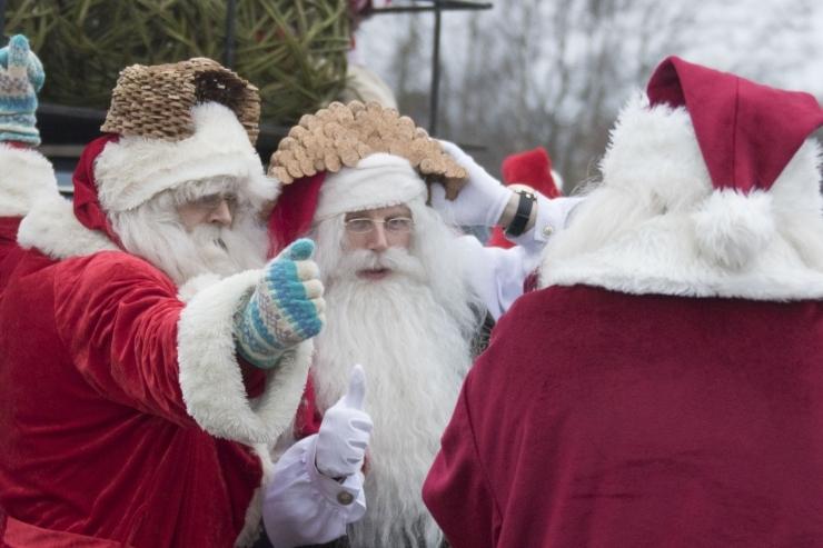 Kuidas eestlased, lätlased ja leedulased jõule tähistavad?