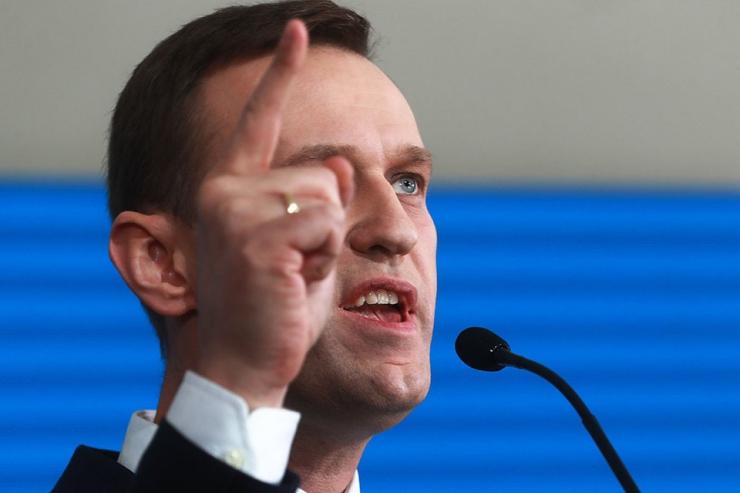 Kreml: Navalnõi boikotiüleskutse võib olla ebaseaduslik