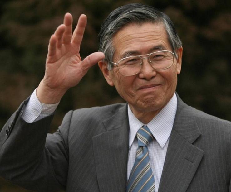 Peruu ekspresident Fujimori palus rahvalt vabandust