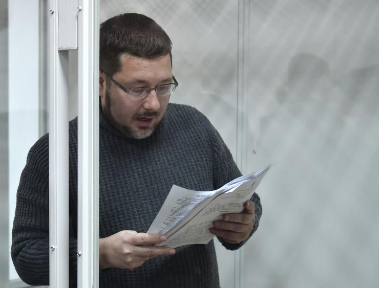 Ukrainas tabatud Vene agent osales tõlgina ka Ratase kohtumistel