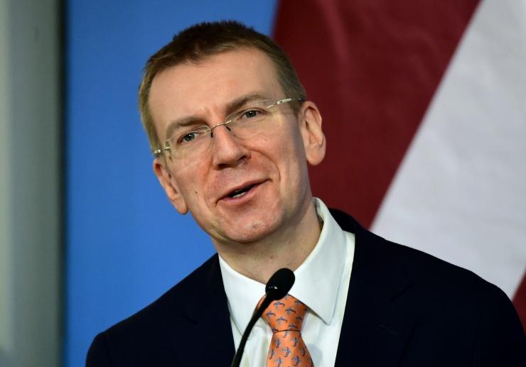 Rinkēvičs: Läti olgu Euroopa Liidu tuumikus, mitte äärealal