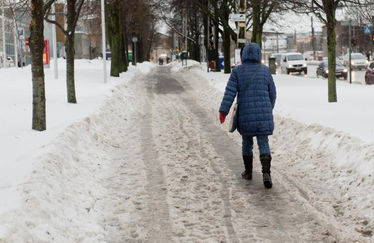 Aasta viimane päev pakub nii lume-, lörtsi- kui ka vihmasadu