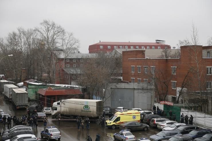 Eksdirektor avas Moskva kondiitrivabrikus tule