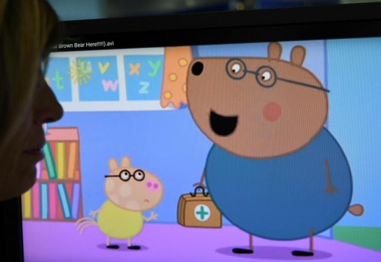 Ole ettevaatlik: internetis levivad võikad liba-lastesaated