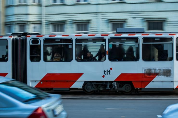 Uuel aastal muutuvad trammide sõidugraafikud