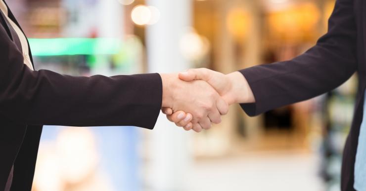 Uuring: edukad on need suurettevõtted, kes oskavad väikestega koostööd teha