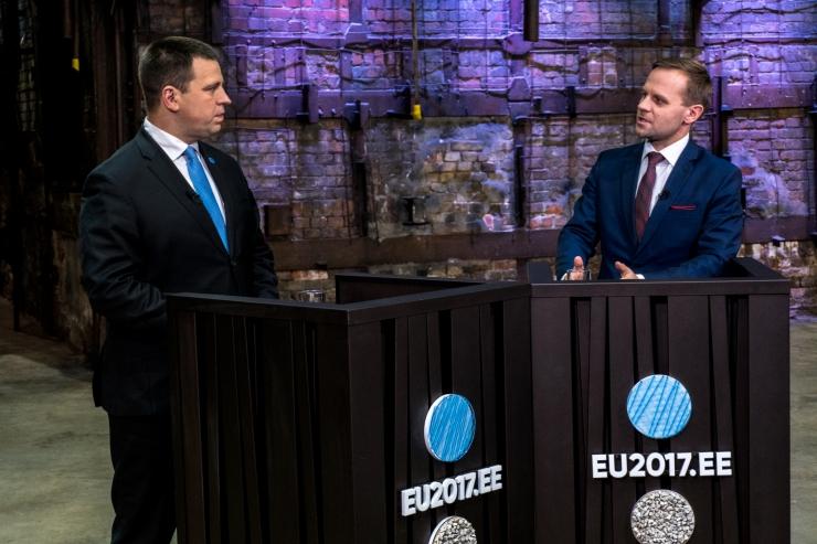 VIDEO! Jüri Ratas: Eestist peab taas saama kasvava rahvaarvuga riik