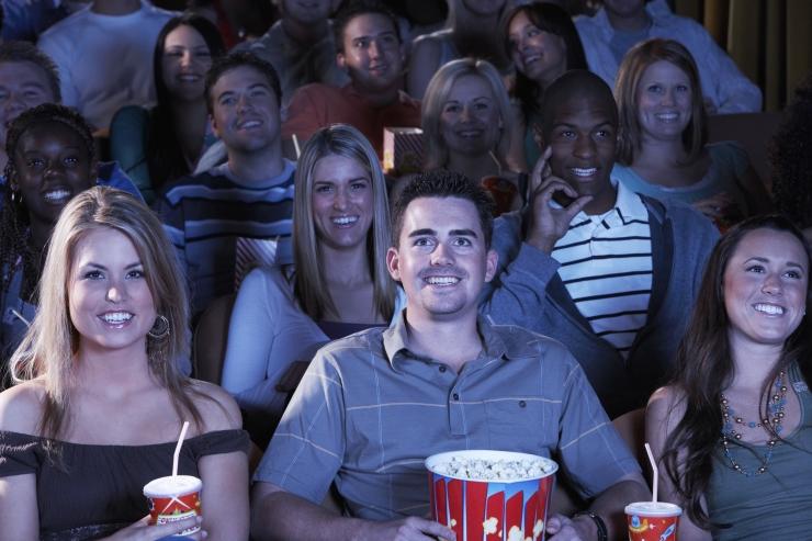 Pühad tõid kinodesse suured rahvahulgad