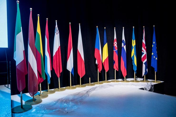 Eesti annab EL-i eesistuja positsiooni üle Bulgaariale