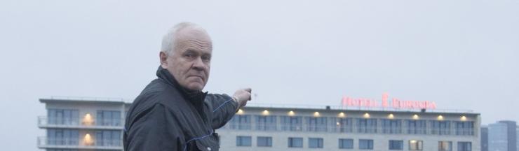 FOTOD! Kadunud meest otsima tulnud legendaarne Soome jäljekütt: laipade leidmine rõõmu ei too