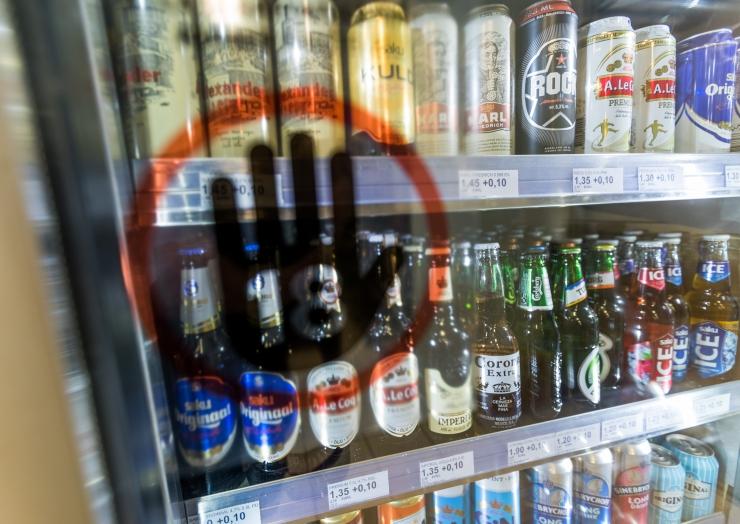 President kuulutas välja alkoholiseaduse muudatuse