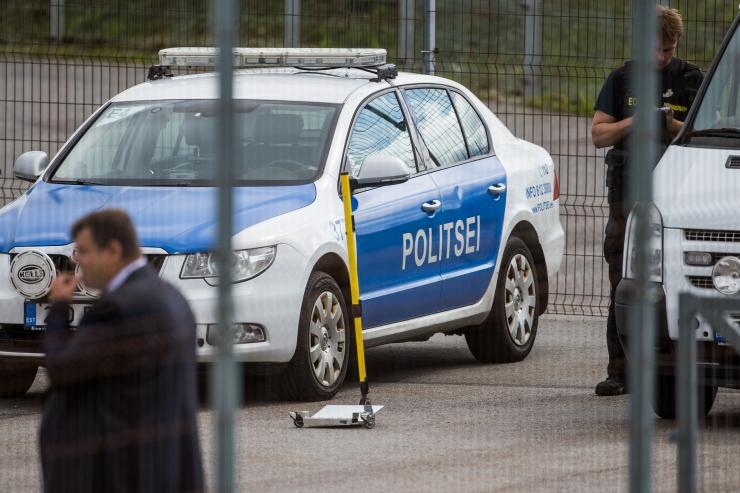 Politseiametnikku kahtlustatakse alkoholijoobes autojuhtimises
