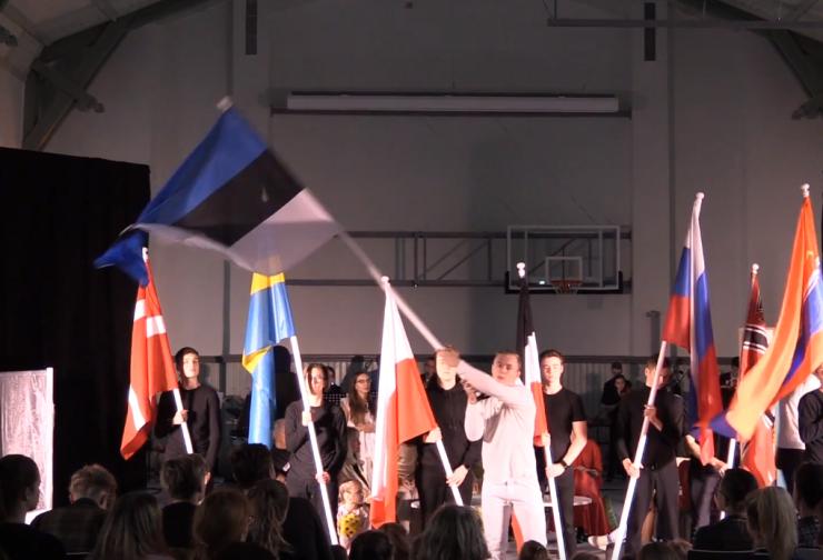 VIDEOD! GAG-i õpilased esitavad Nordea kontserdimajas filmimuusika parimaid palasid