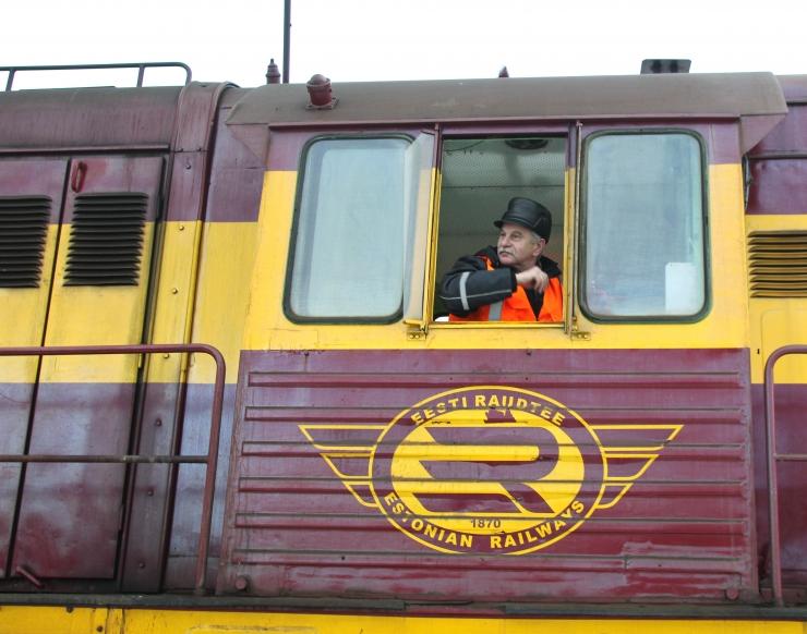 EVR Cargo pikendas kollektiivlepingut raudteelaste ja vedurimeestega