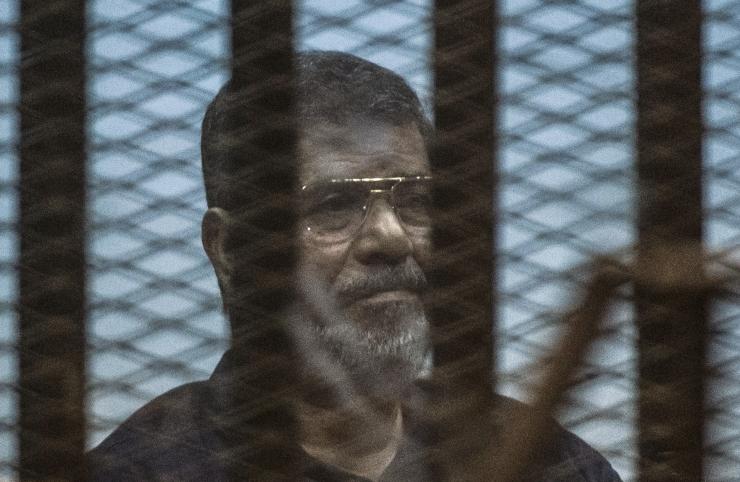 Egiptus karistas kukutatud presidenti kohtu solvamise eest