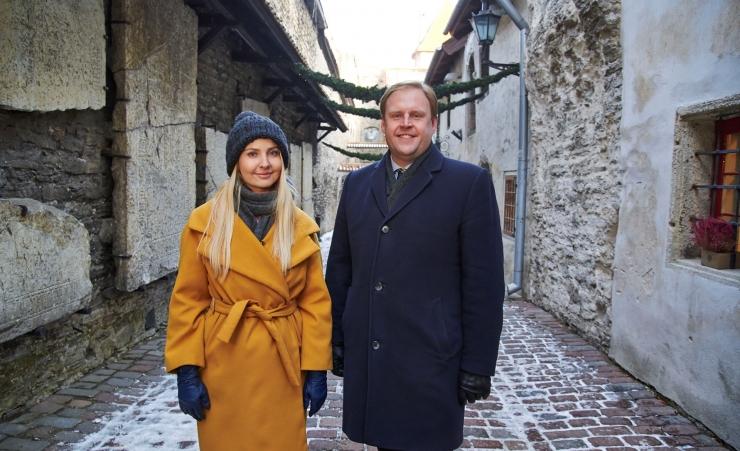 """""""Jõulutunnel"""" kogus perepalatite sisustamiseks ligi 225 000 eurot"""