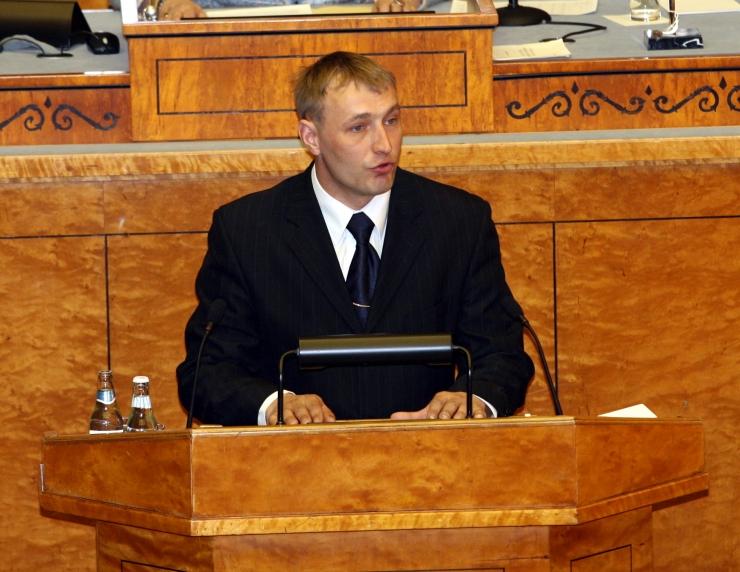 SDE uueks peasekretäriks saab Kalvi Kõva
