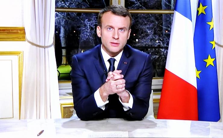 Prantsusmaa lubas aastavahetuse vägivallatsejad vastutusele võtta