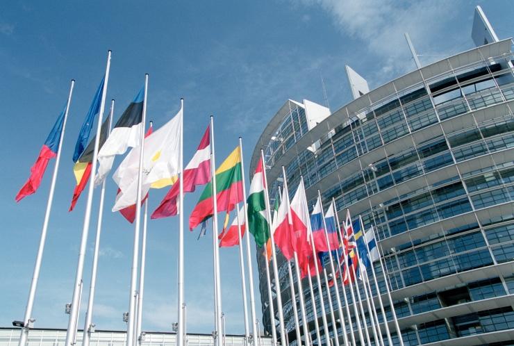Toetus EL-i ühisele kaitsepoliitikale on Baltimaades üle keskmise