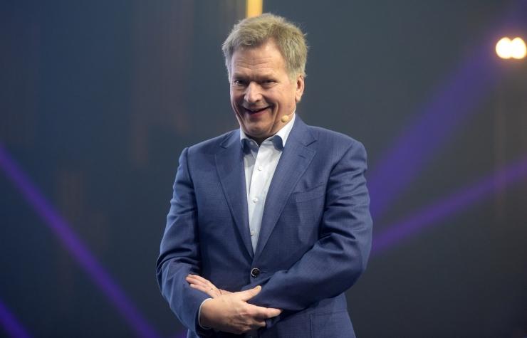 Küsitlus: Soome presidenti usaldab kolm neljandikku soomlastest