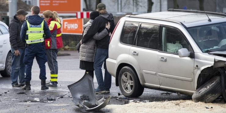 Rekord liikluses: hukkunute arv langes 48 inimeseni