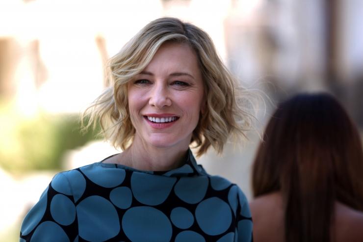 Cannes'i filmifestivali žüriid asub juhtima Cate Blanchett
