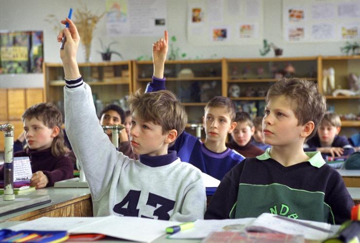 Saksamaal toodi Eesti haridussüsteem koolidele eeskujuks