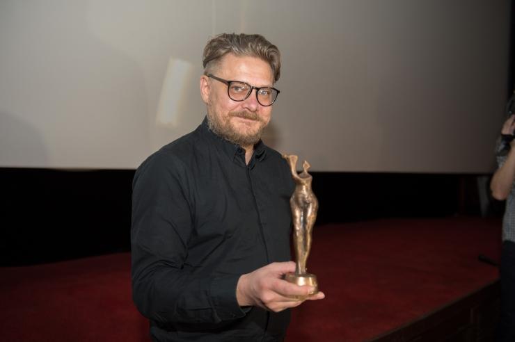 """Filmiajakirjanike aastaauhinna Neitsi Maali võitis """"November"""""""