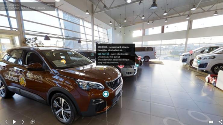 Uute autode ostmise kõigi aegade rekordist jäi puudu kõigest 300 autot