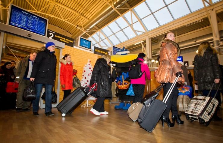Tallinna Sadama reisijate arv oli kümnendat aastat järjest rekordiline