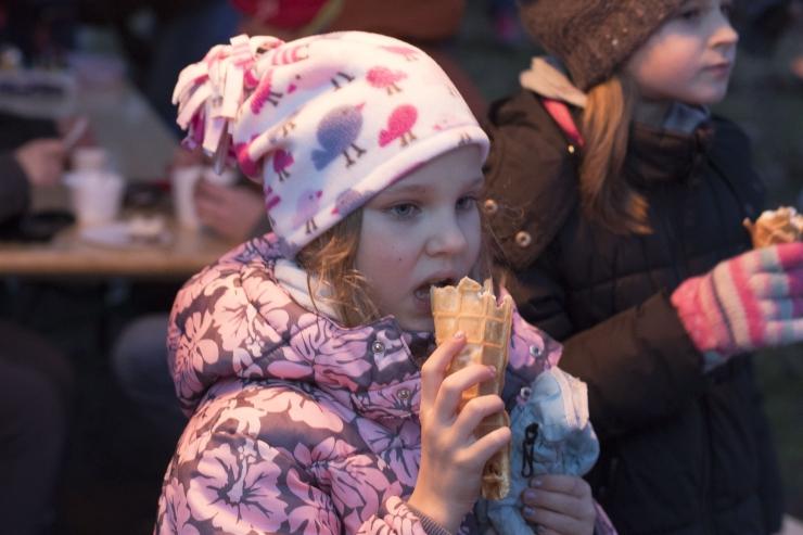 FOTOD! Vahval talvekohvikute päeval räägiti Haabersti uue aasta plaanidest