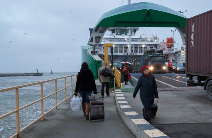 TS Laevade reisijate arv kasvas lõppenud aastal 2,23 miljonini