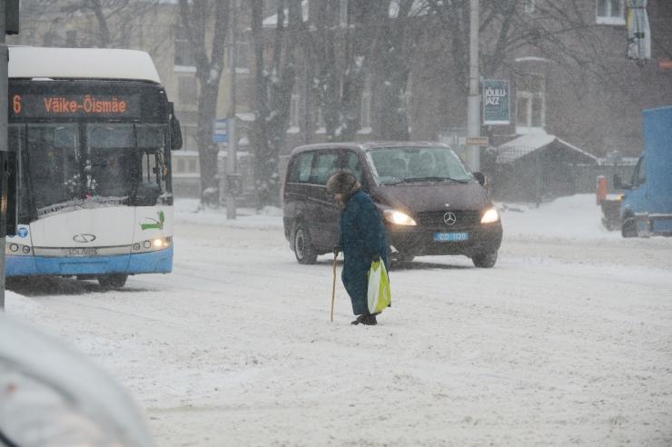 Raske päev liikluses: kaks hukkunut ja kuus vigastatut