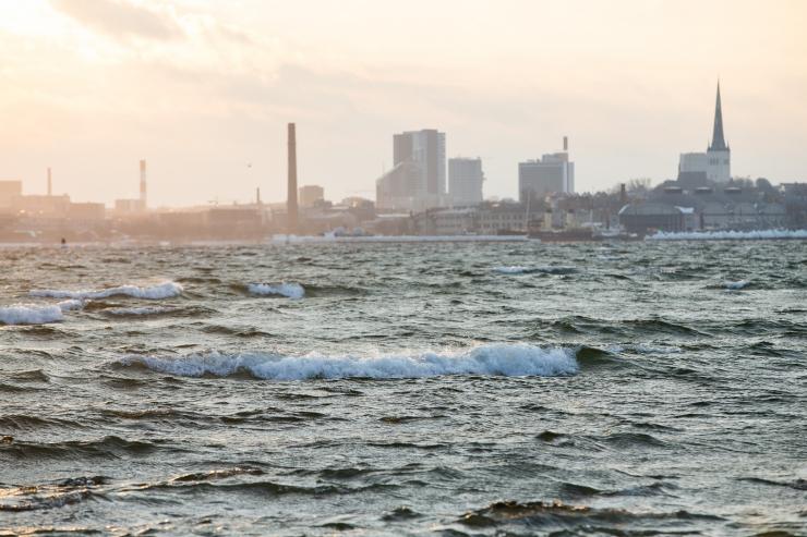 Tormituul võib tuua Läänemerele ligi viiemeetrised lained