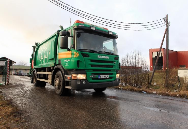 Rootsi jäätmekäitlusfirma Ragn-Sells lahkub Läti turult