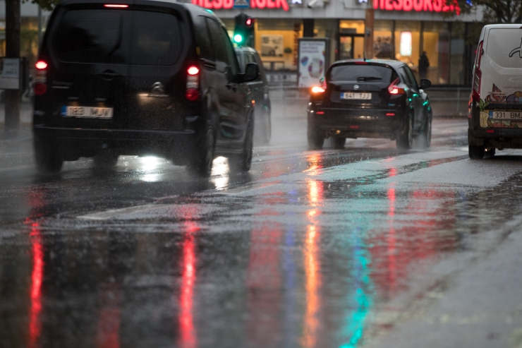 """TTV uus telesaade """"Tallinna liikluspilt"""" analüüsib liiklusõnnetuste põhjuseid"""