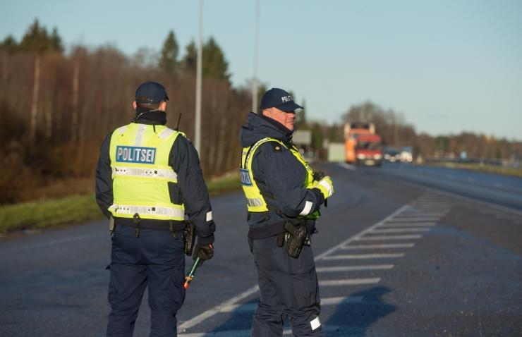 Politsei otsib kaks inimelu nõudnud liiklusavarii tunnistajaid