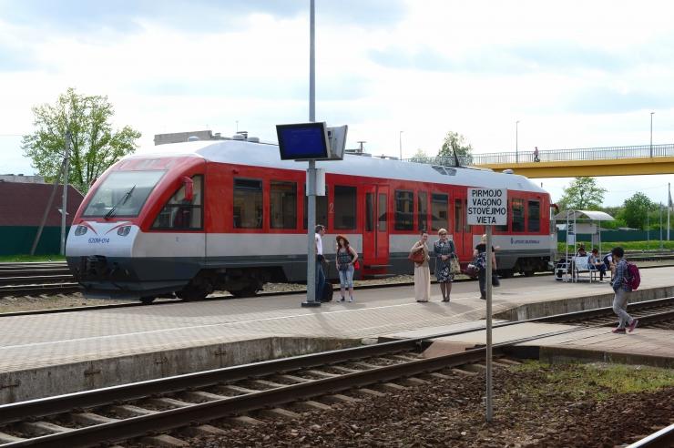 Rail Balticu ärimudeli koostab 360 000 eest Saksa konsultatsioonifirma