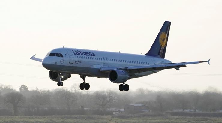Lufthansa plaanib tänavu palgata 8000 inimest