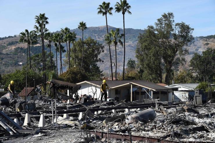 Looduskatastroofid tekitasid mullu USA-le rekordilist kahju