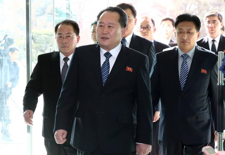 Soul pakkus kõnelustel Pyongyangiga välja perede taaskohtumised