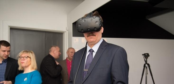 FOTOD JA VIDEO! AAS: Kultuurikeskus Kaja 3D mudeliga projekteerimine aitab tulevikus kulusid kokku hoida