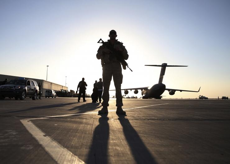 Komisjon toetas Afganistani missioonil osalust suurendavat eelnõu