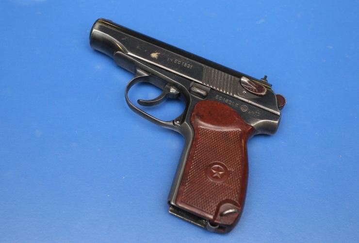 Politsei asendab lähiajal viimased Makarovid Glockidega