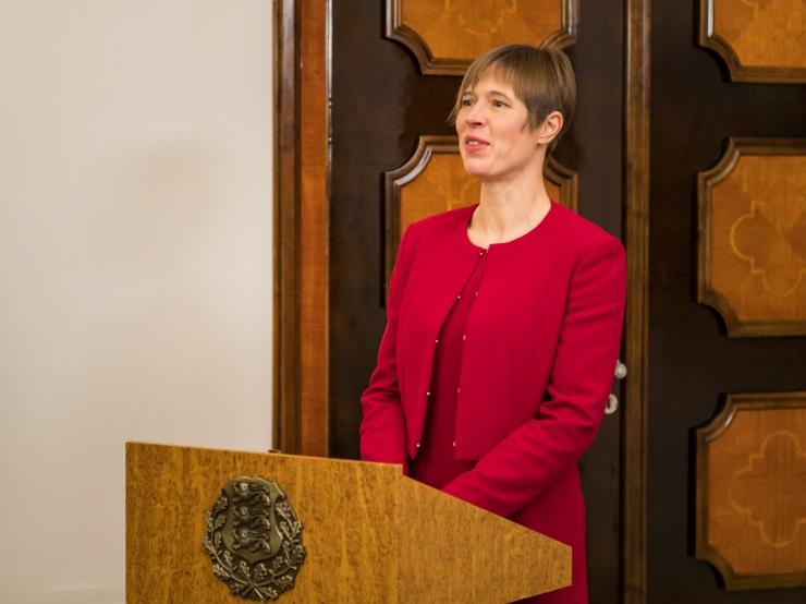 Kaljulaid ja Mikser: ÜRO kampaania toob igal juhul Eestile kasu