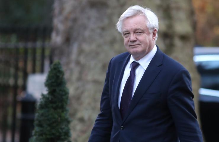 Davis: EL-i lähenemine kahjustab Briti huvisid