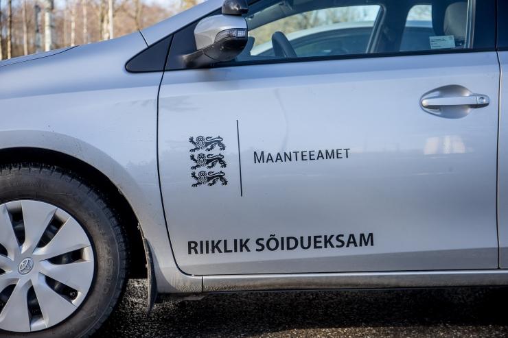 Maanteeamet võttis mullu vastu 36 355 sõidueksamit