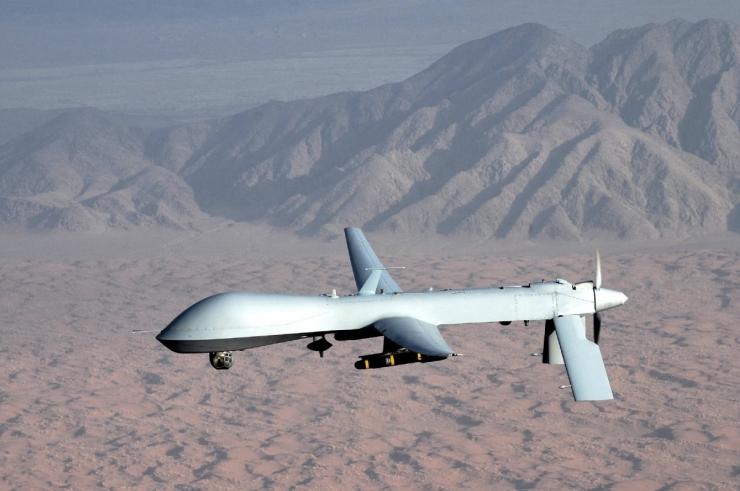 Venemaa: droonirünnakud Vene baasidele Süürias vajasid välisriigi abi