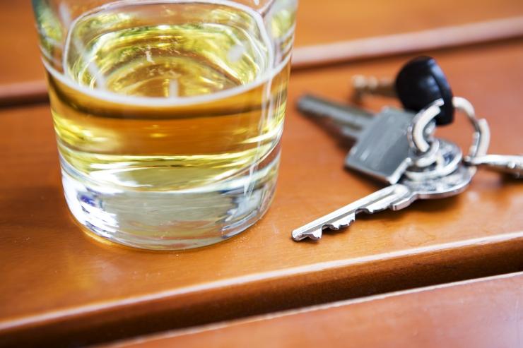 Politsei tabas ööpäevaga kuus joobes sõidukijuhti