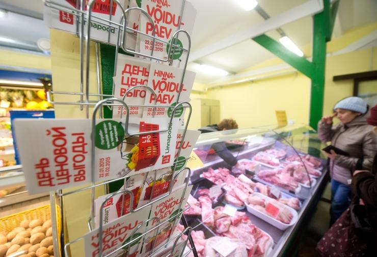 Tallinn kaalub lipo sulgemist ja selle ruumide andmist toidupangale